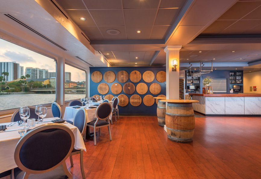 public dinner cruises